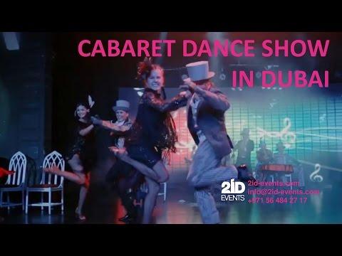 CABARET DANCE SHOW IN DUBAI - ID: 5,553