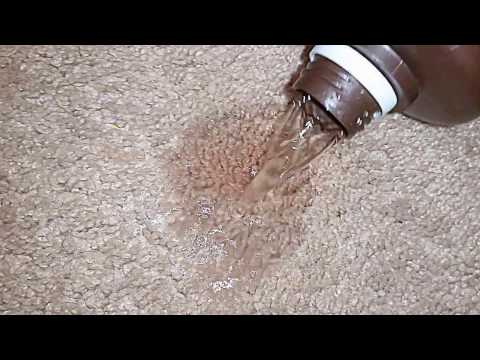 Removing Carpet Stains With Hydrogen Peroxide