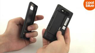 Nokia Lumia 820 Wireless Charging Cover Mini Videoreview En Uboxing (nl/be)