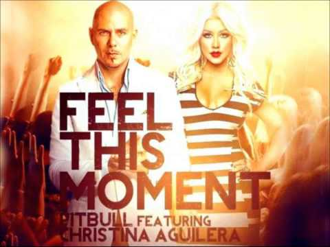 Pitbull- Feel This Moment Feat Christina Aguilera