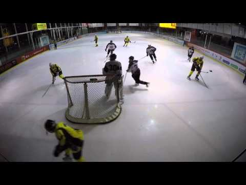 HKAHC Amateur Hockey League - Bounce Revolution vs Titans