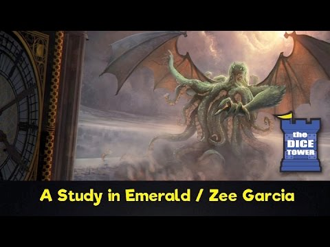 A Study in Emerald (2nd Edition) Review - with Zee Garcia