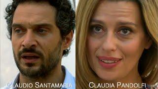 È arrivata la felicità | Sul set con Claudia Pandolfi e Claudio Santamaria
