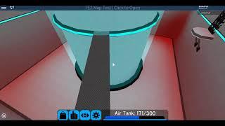 ROBLOX-FE2 Test de carte:Sci Facility Ruins(Insane)(Solo)/Speedrun