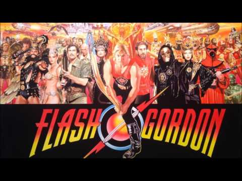 Flash Gordon ultimate soundtrack suite by Queen