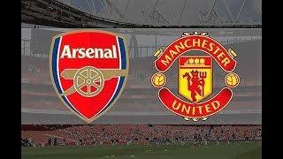 Video Gol Hasil Skor Akhir Arsenal Vs Manchester United Tadi Malam 2 - 0  10 Maret 2019