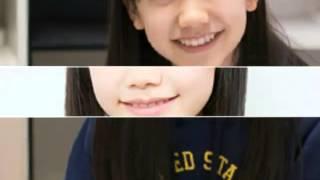 芦田愛菜ちゃんの写真を集めて動画を作って見ました‼
