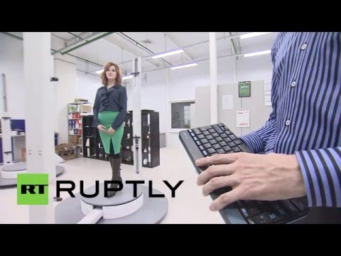 Russia: This Moscow start-up device can 3D colour-scan people
