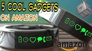 Top 5 Cool Gadgets On Amazon | Ft. MyTechPoints