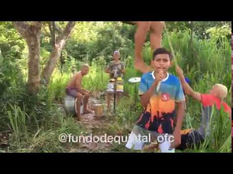 FUNDO DE QUINTAL OFC - TOU VOANDO ALTO/MC POZE (Vídeo Oficial)