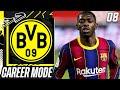 BRINGING OUSMANE DEMBELE BACK??🤔 - FIFA 21 Dortmund Career Mode EP8