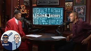 Jalen Rose is positive that Magic Johnson has talked with NBA free agents | Jalen & Jacoby | ESPN
