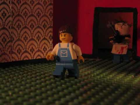 Minecraft Lego House The Texas Chainsaw Mas...