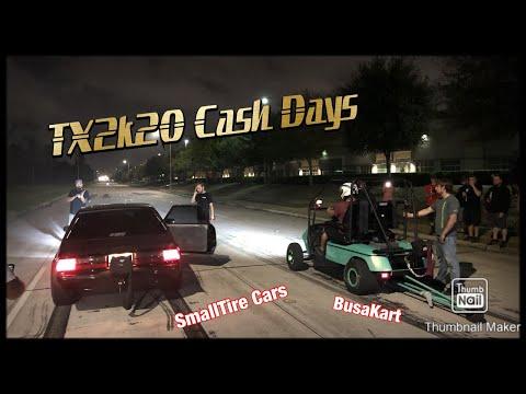 TX2K20 Cash Days! Who Takes Home The 2800$ Pot??