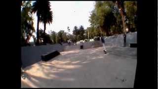 Un dia en la Fuente skatepark. Xólotl skate