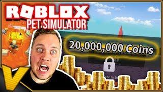 Roblox danese:: 20 MILIONI AREA! 💰 20 milioni di animali