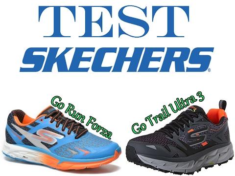 Test Skechers Go Run Forza et Go Trail Ultra 3