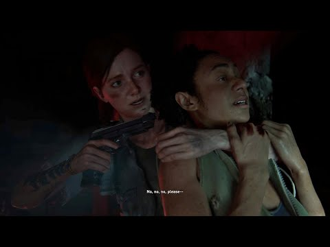 The Last of Us 2 Stealth Kills (Hospital Infiltration)