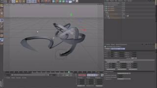 Уроки Cinema 4D: Вылетающие 3D стрелочки (постобработка Adobe After Effects)