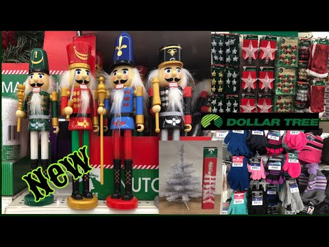 *New At Dollar Tree -Browse With Me For ,  Fall And Christmas Decor++