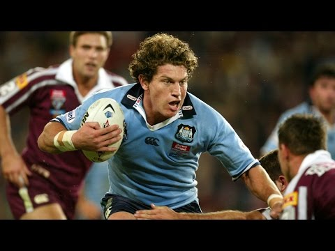 Bryan Fletcher hijacks a Sydney Bus : The Untold Stories - State of Origin Exclusive