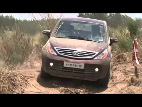 Tata Aria: Ludhiana Trails