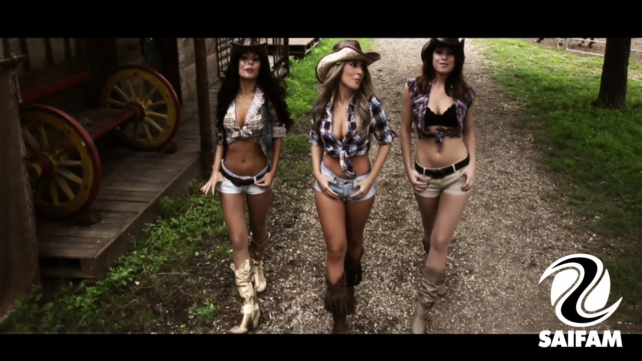 Village Girls Thank Im A Country Girl Official Video Youtube