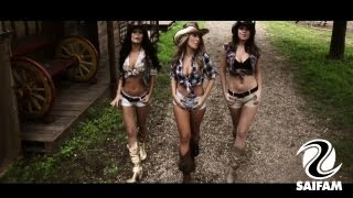 Village Girls - Thank God I'm A Country Girl (Official Video) thumbnail