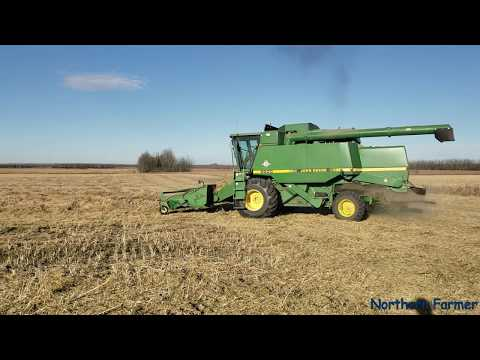 On the Home Strech!  Harvest 18