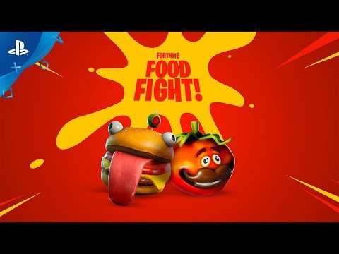 Fortnite - Food Fight | PS4