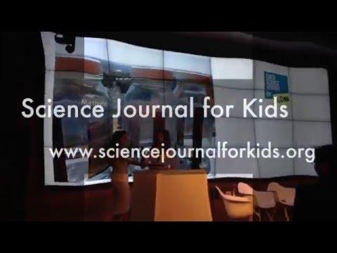 Science Journal for Kids demo at Google Fiber