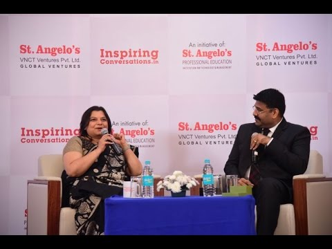Full Video of 25th Inspiring Conversations with Amisha Vora, interviewed by Agnelorajesh Athaide