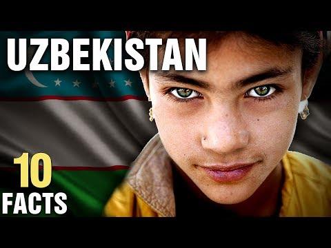 10 Surprising Facts About Uzbekistan