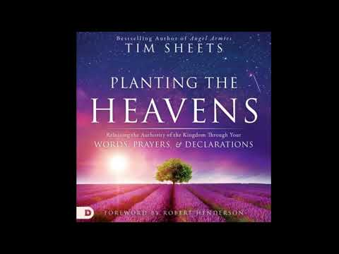 Free Audio Book Preview ~ Planting the Heavens ~ Tim Sheets