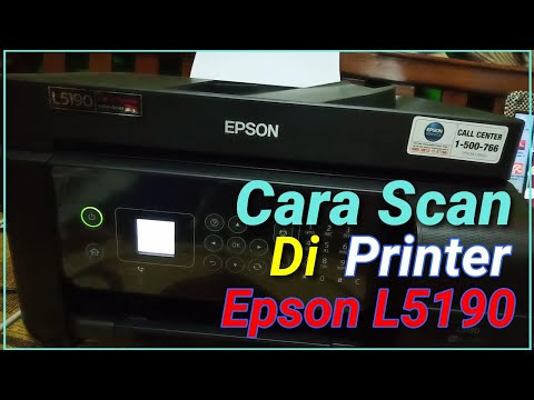 cara-scan-di-printer-epson-type-l5190||how-to-scan-on-epson-printer-type-l5190