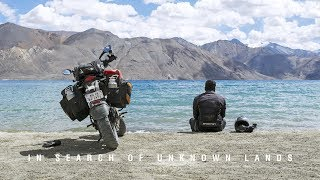 In search of unknown lands - A short film by GoPro Man