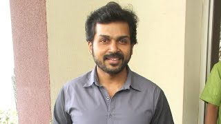 I did not want Komban to resemble Paruthiveeran – Karthi | Galatta Tamil