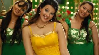 Actress Saloni Hot in Half Saree