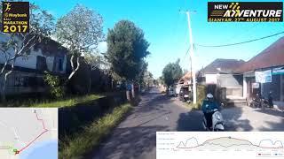 10K Route - Maybank Bali Marathon