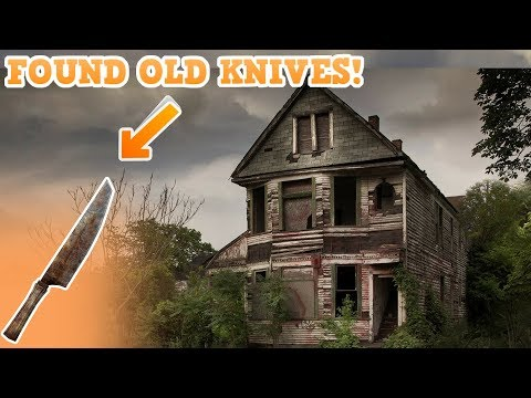 Abandoned House With Private Office Building!  (10,000sq.ft.)