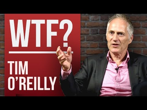 TIM O'REILLY - WTF? WHAT'S THE FUTURE? - PART 1/2 | London Real