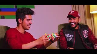 حمدان البلوشي يطلب الإنسحاب من التصوير | Rubik's Cube