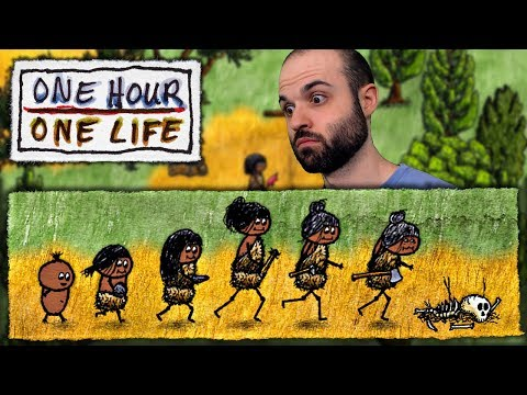 PRIMER CONTACTO MUY EXTRAÑO  ONE HOUR ONE LIFE Gameplay Español