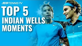 Top 5 Unforgettable Moments From Indian Wells!