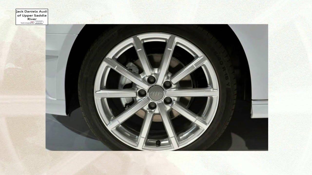 Audi A TDI Virtual Test Drive Upper Saddle River Audi Jack - Jack daniels audi upper saddle river
