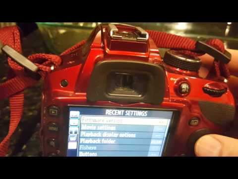 How to update DSLR firmware on any Nikon...