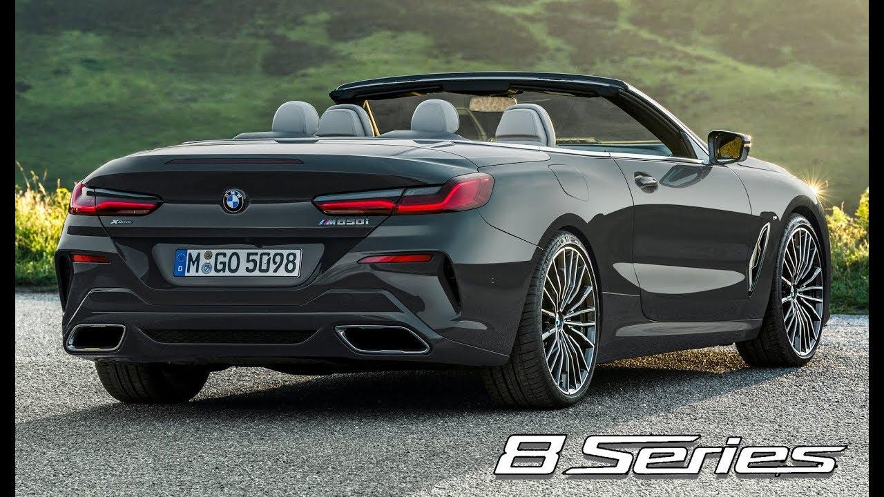 2019 BMW 8 Series Convertible M850i xDrive - YouTube