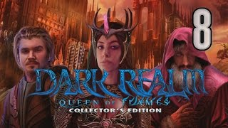 Dark Realm: Queen of Flames CE [08] w/YourGibs - STOLE SECOND HALF OF MEDALLION