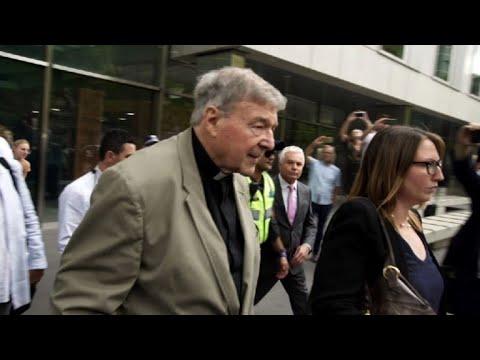 Australia: Cardinal George Pell leaves court