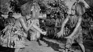 Moana — 90 Year Old Film of Samoa Back to Life (1926)
